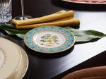 Tanier na chlieb/maslo 16 cm Samarkand Aquamarin - 2/2