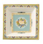 Miska štvorcová 10 x 10 cm Samarkand Aquamarin - 2/2