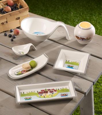 Obdĺžniková miska 23,6 x 9,7 cm Design Naif Gifts - 2
