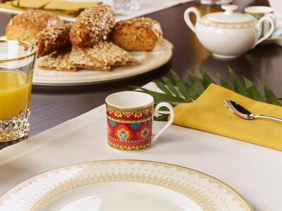 Espresso šálka 0,10 l Samarkand Rubin - 2