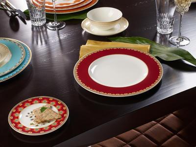 Plytký tanier 27 cm Samarkand Rubin - 2