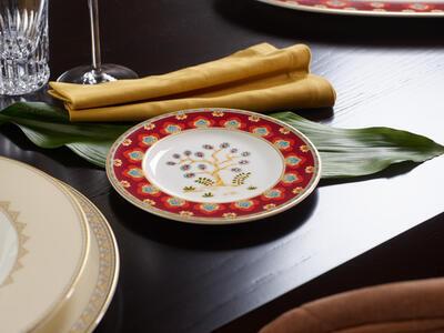 Tanier na chlieb/maslo 16 cm Samarkand Rubin - 2