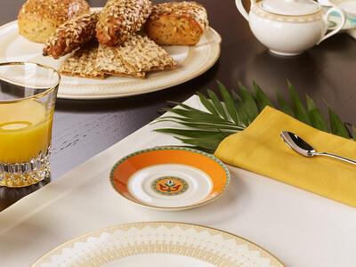 Podšálka 12 cm Samarkand Mandarin - 2