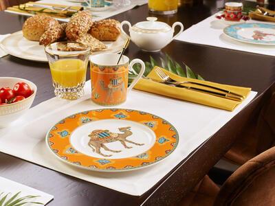 Dezertný tanier 22 cm Samarkand Mandarin - 2