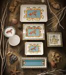 Dekoratívny tanier 28 x 21 cm Samarkand Aqu. Gifts - 2/2