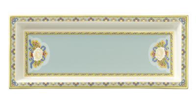 Miska obdĺžniková 25 x 10 cm Samarkand Aquamarin - 2