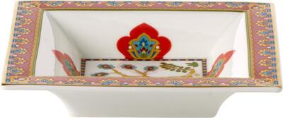 Štvorcová miska 14 x 14 cm Samarkand Accessories - 2