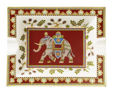 Popolník 17 x 21 cm Samarkand Rubin - 2