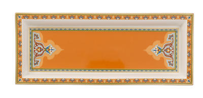 Miska obdĺžniková 25 x 10 cm Samarkand Mandarin - 2