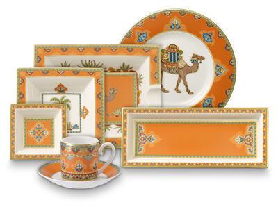 Popolník 17 x 21 cm Samarkand Mandarin - 2