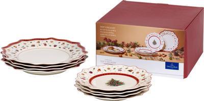 Vianočná súprava tanierov, 8 ks Toy's Delight - 2
