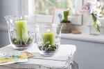 Lampa na čajovú sviečku 20 cm Spring Lighting - 2/2