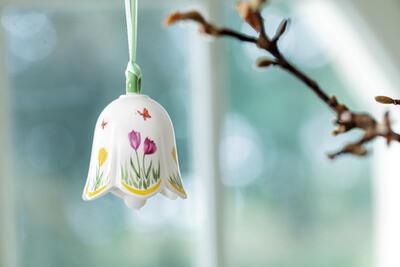 Závesný zvonček, tulipán 6 cm New Flower Bells - 2