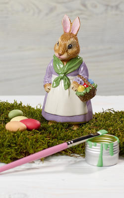 Zajačik, mama Emma 14,5 cm Bunny Tales - 2
