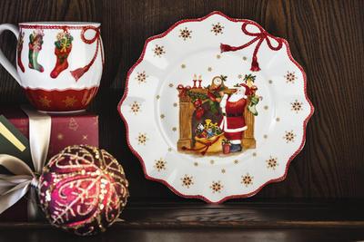 Dezertný tanier 24 cm '19 Annual Christmas Edition - 2