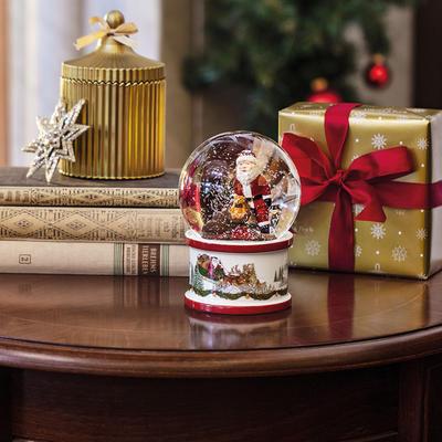 Snehová guľa, veľká, 17 cm Christmas Toys - 2