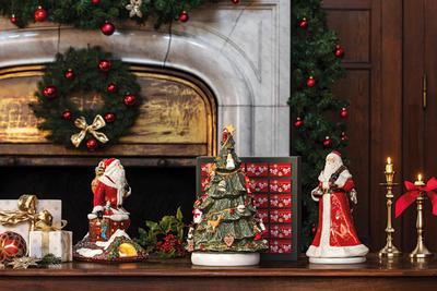 Hracia skrinka, Santa na streche Chri. Toys Memory - 2