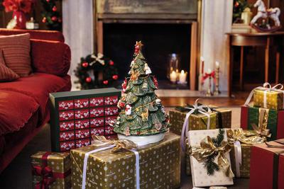 Adventný kalendár, stromček Christmas Toys Memory - 2