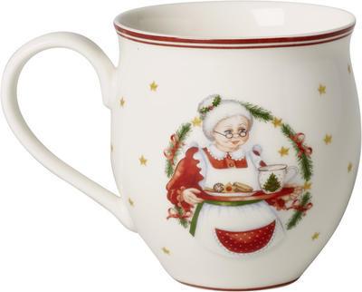 Hrnček, Santa a jeho pani 0,34 l Toy's Delight - 2