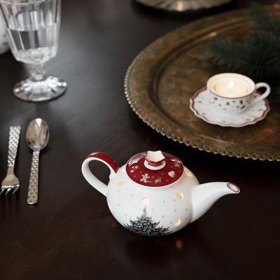 Svietnik, čajník Toy's Delight Decoration - 2