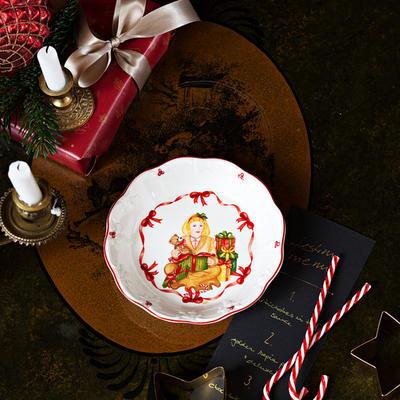 Malá miska, otváranie darčekov, 17 cm Toy's Fant. - 2