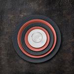 Plytký tanier Coupe 25 cm Manufacture Rock - 2/2