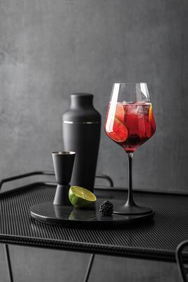 Pohár na červené víno 0,47 l, 4 ks Manufact. Rock - 2