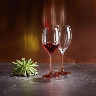 Pohár na červené víno 0,65 l, 2 ks Manufact. Glass - 2
