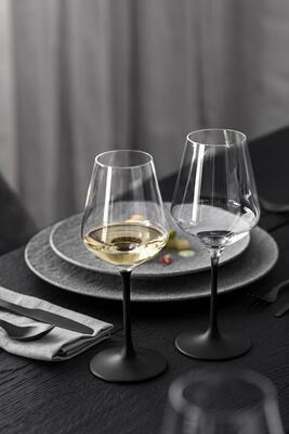 Pohár na biele víno 0,38 l, 4 ks Manufacture Rock - 2