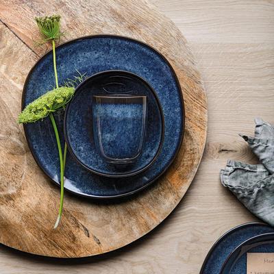 Hrnček bez uška 0,40 l Lave bleu - 2