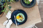 Plytký tanier 28 cm Lave bleu - 2/2