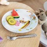 Detský plytký tanier 22 cm Happy as a Bear - 2/2