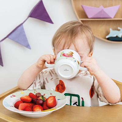 Detský hlboký tanier 19,5 cm Hungry as a Bear - 2