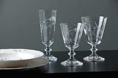Pohár na šampanské 0,17 l, 4 ks Old Luxembourg - 2