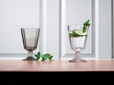 Čaša na vodu 0,36 l, 4 ks Opéra Smoke - 2