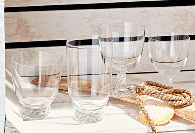 Pohár na biele víno 0,28 l Montauk - 2