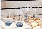 Pohár na biele víno 0,39 l Montauk aqua - 2/2