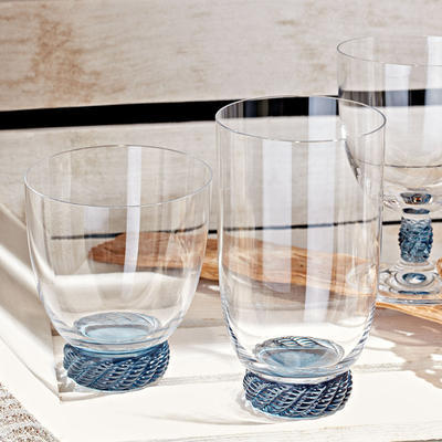Pohár na vodu 0,47 l Montauk aqua - 2