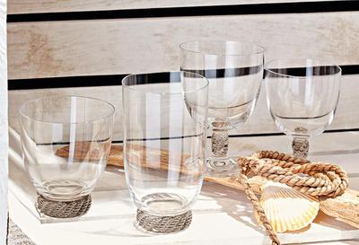 Pohár na biele víno 0,28 l Montauk sand - 2