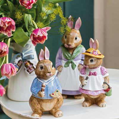 Veľký zajac, Anna 22 cm Bunny Tales - 2