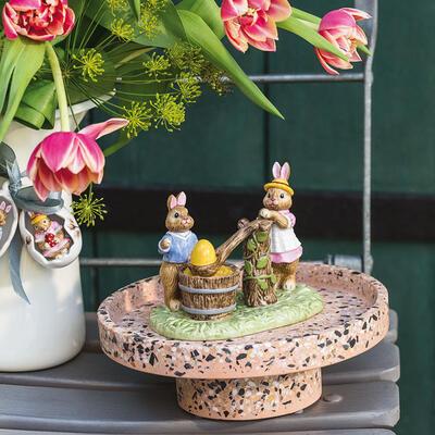 Dekorácia, namáčanie vajíčka 13,5 cm Bunny Tales - 2