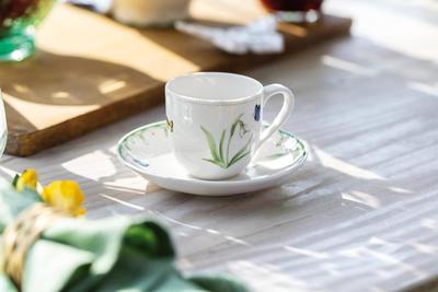 Espresso šálka 0,10 l s podšálkou Colourful Spring - 2