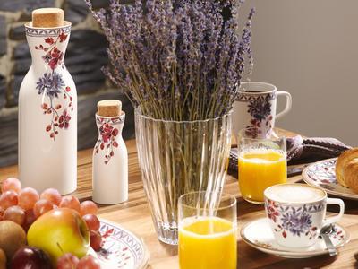 Kávová šálka 0,25 l s podšálkou Art. Pro. Lavender - 2