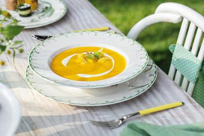 Hlboký tanier 25 cm Colourful Spring - 2
