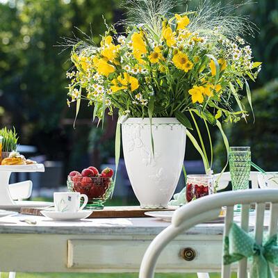 Váza vysoká 23,5 cm Colourful Spring - 2
