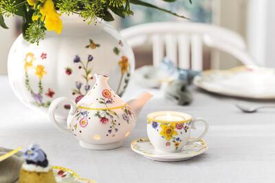 Svietnik, čajník 15 cm Spring Awakening - 2