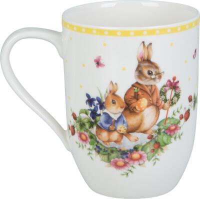 Hrnček, zajačikovia 0,37 l Spring Awakening - 2