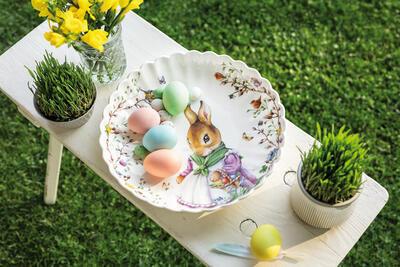 Misa veľká, zajac Emma 30 cm Spring Fantasy - 2