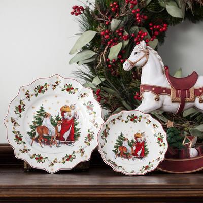 Dezertný tanier 24 cm '20 Annual Christmas Edition - 2