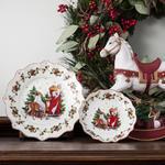 Dezertný tanier 24 cm '20 Annual Christmas Edition - 2/2